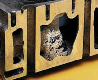 Cooling System Service: Corroded Cooling System