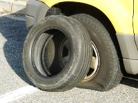 Utah Tire Repair: Flat Tire and Spare